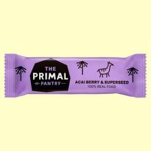 Barrita de Açai - 45 gramos - The Primal Pantry