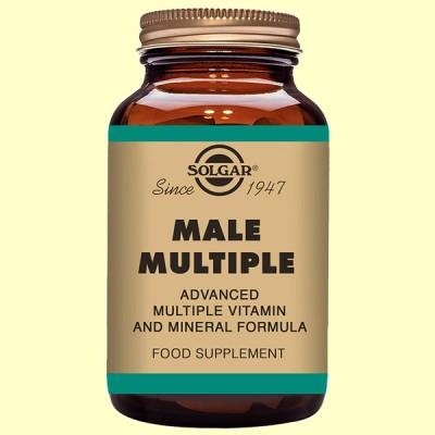 Male Múltiple - Comprimidos para el hombre - Solgar - 60 comp