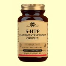 5-HTP - Aminoácidos - Solgar - 90 cápsulas