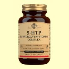 5-HTP - Aminoácidos - Solgar - 30 cápsulas