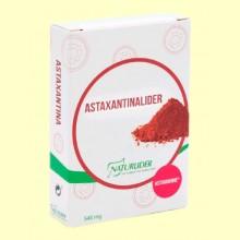 Astaxantina líder - 30 cápsulas - Naturlider