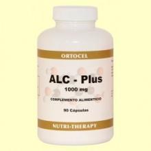ALC Plus - 90 cápsulas - Ortocel