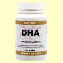 DHA - 90 perlas - Ortocel