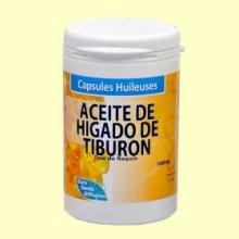 Aceite de hígado de tiburón - 100 Perlas - Bioener