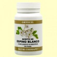 Aceite de Espino Blanco - 100 Perlas - Bioener