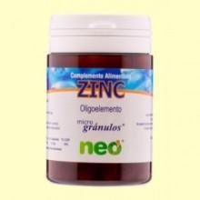 Zinc - 50 cápsulas - Neo