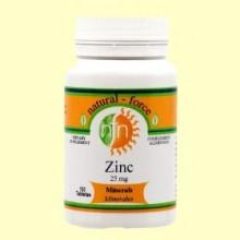 Zinc - Nutri- 100 Tabletas -Froce