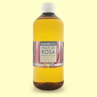 Agua de Rosa - Hidrolato Bio - 500 ml - Terpenic Labs
