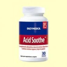 Acid Soothe - 30 Cápsulas - Enzymedica