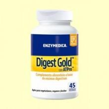 Digest Gold - 45 Cápsulas - Enzymedica
