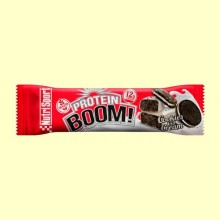 Barrita Protein Boom Cookies and Cream - 49 Gramos - NutriSport