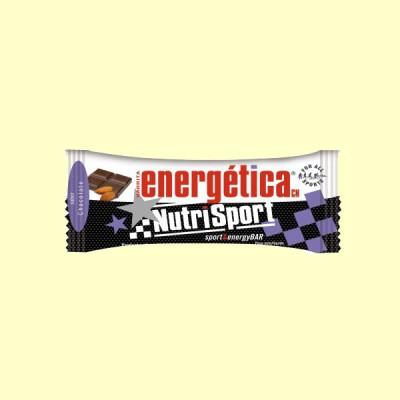 Barrita Energética Chocolate Avellanas - 44 gramos - NutriSport