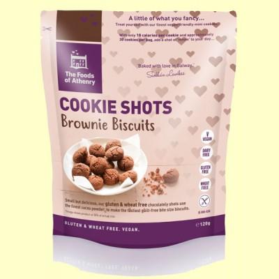 Mini Cookies Brownie - 120 gramos -The Foods of Athenry
