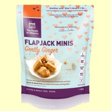Flapjack Mini Cookies de Avena - 150 gramos - The Foods of Athenry