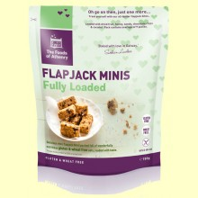 Flapjack Minis de Avena con Chocolate - 150 gramos - The Foods of Athenry