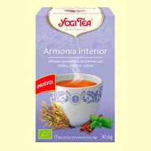 Armonía Interior Bio - 17 infusiones - Yogi Tea