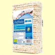 Soffiette de Arroz Sin Sal Bio - 130 gramos - La Finestra sul Cielo