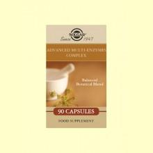 Comfort Zone Digestive Complex - 90 cápsulas - Solgar