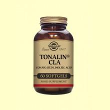 Tonalín CLA - 60 cápsulas - Solgar