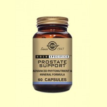 Próstata Support - 60 cápsulas - Solgar