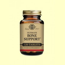 Ultimate Bone Support Calcio Complex Avanzado - 120 comprimidos - Solgar