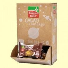 Energy Ball Cacao Naranja Bio - 25 gramos - La Finestra sul Cielo