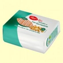 Tostadas Trigo Sarraceno Bio - 90 gramos - El Granero