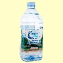 Agua de Mar Hipertónica - 2 litros - Aqua de Mar