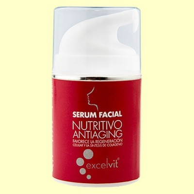Excelvit Serum Facial Antiaging - 50 ml - Excelvit