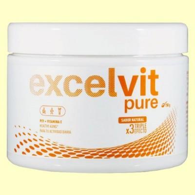 Excelvit Pure Natural - 150 gramos - Excelvit