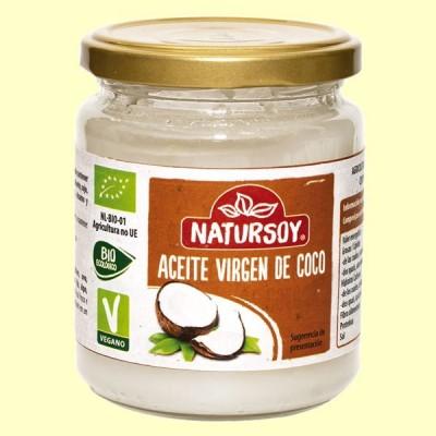 Aceite de Coco - 200 gramos - Natursoy