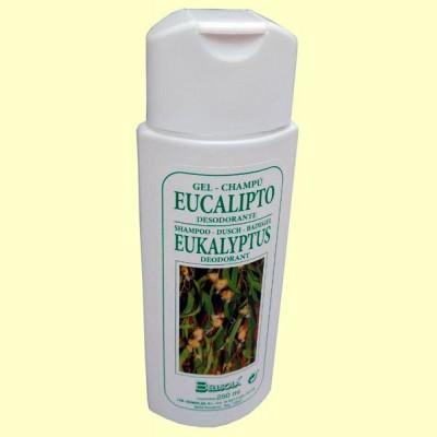 Gel Champú Eucalipto - 250 ml - Bellsolá *