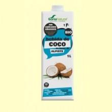 Bebida de Coco y Alpiste Bio - 1 litro - Soria Natural