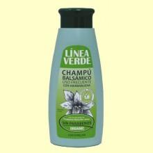 Champú Balsámico - 400 ml - Línea Verde