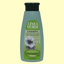 Champú Anticaspa Anticaída - 400 ml - Línea Verde