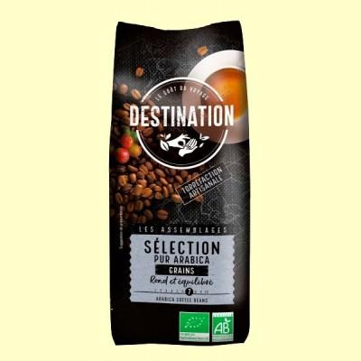 Café Selección Arábica Nº1 Grano Bio - 250 gramos - Destination