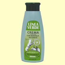 Crema Corporal - 400 ml - Línea Verde