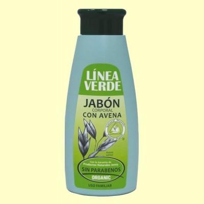Jabón Corporal - 400 ml - Línea Verde