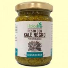 Pesto Kale Negro Bio - 130 gramos - Holoslife