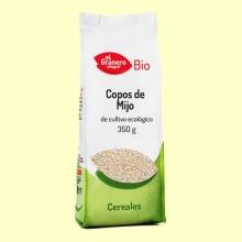 Copos de Mijo Bio - 350 gramos - El Granero