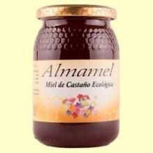 Miel de Castaño Bio - 500 gramos - Almamel