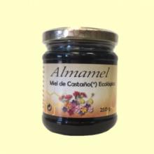 Miel de Castaño Bio - 250 gramos - Almamel