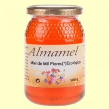 Miel de Mil Flores Bio - 500 gramos - Almamel