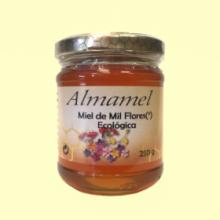 Miel de Mil Flores Bio - 250 gramos - Almamel