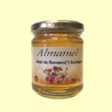 Miel de Romero Bio - 250 gramos - Almamel