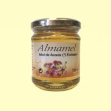 Miel de Acacia Bio - 250 gramos - Almamel