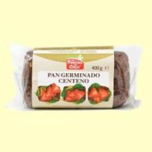 Pan Germinado Centeno Bio - 400 Gramos - La Finestra Sul Cielo