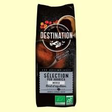 Café Molido Selección 100% Arábica Bio - 250 gramos - Destination