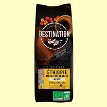 Café Molido Etiopía Moka 100% Arábica Bio - 250 gramos - Destination