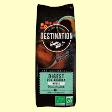 Café Molido Digestivo 100% Arábica Bio - 250 gramos - Destination